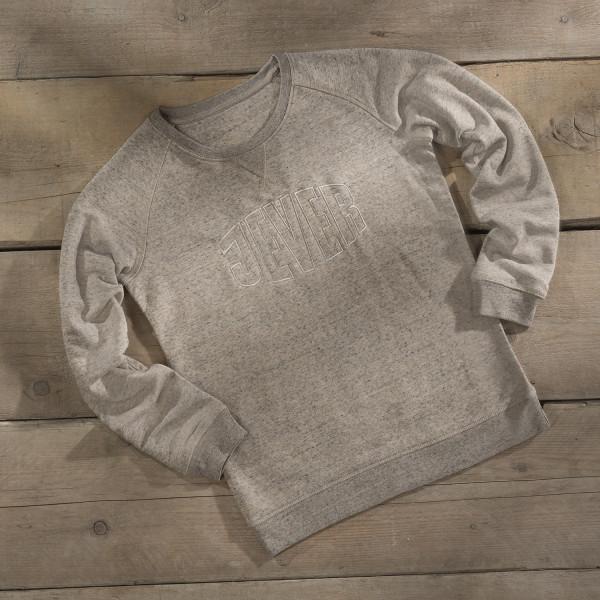 Damen Sweatshirt Kontur