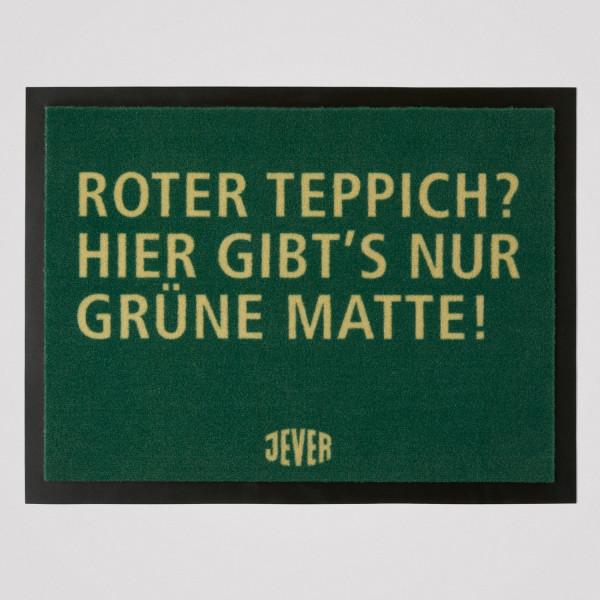 """Fußmatte """"Grüne Matte"""""""