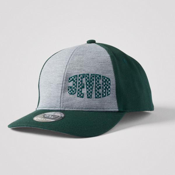 Jever-Cap, grau/grün