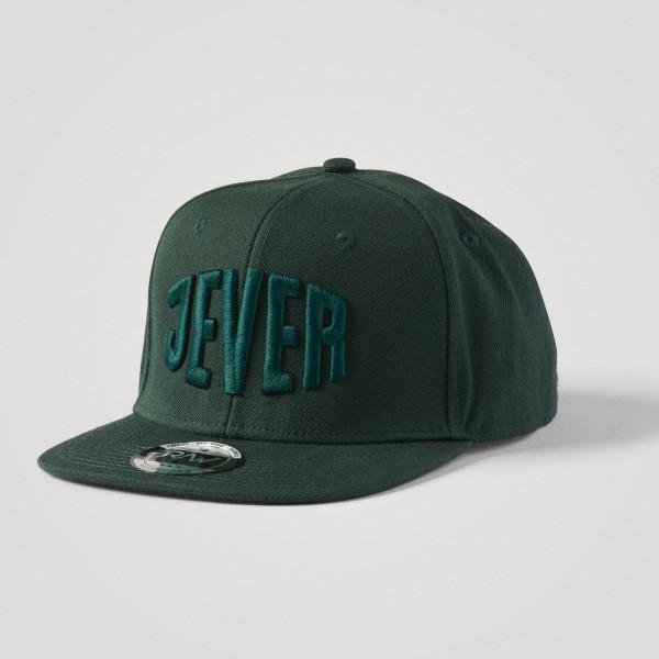 Snapbackcap, grün/grün