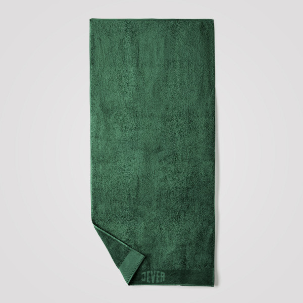 Jever-Badehandtuch grün