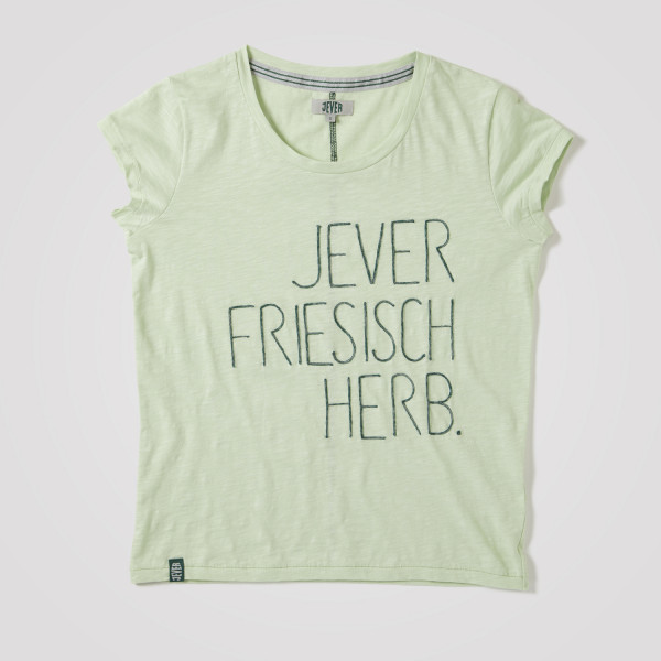 Damen Shirt Friesisch Frisch