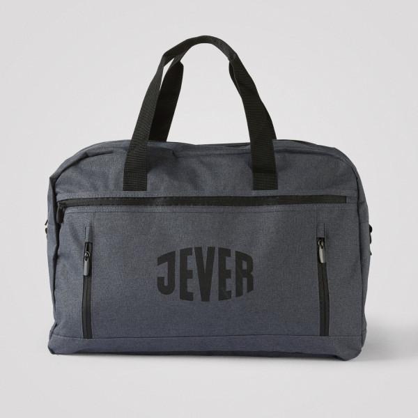 Reisetasche, grau