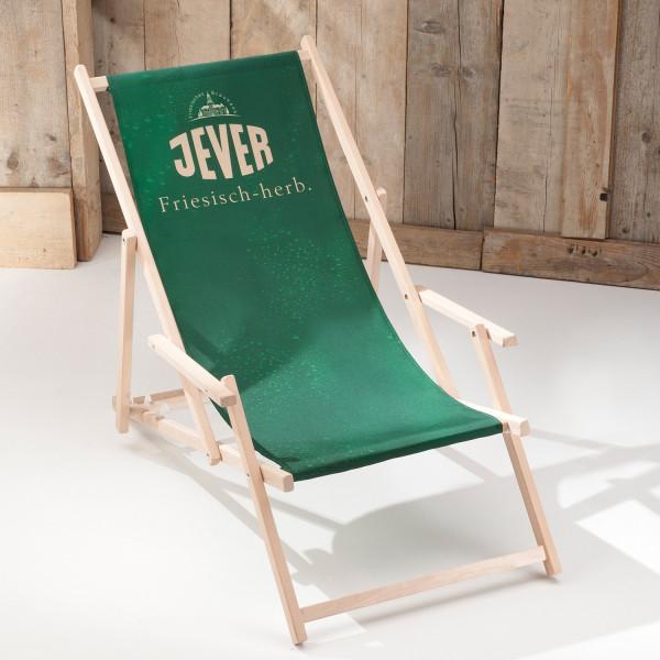 Jever-Liegestuhl