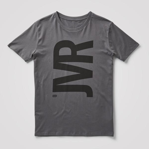 """Herren Shirt """"JVR"""", anthrazit"""