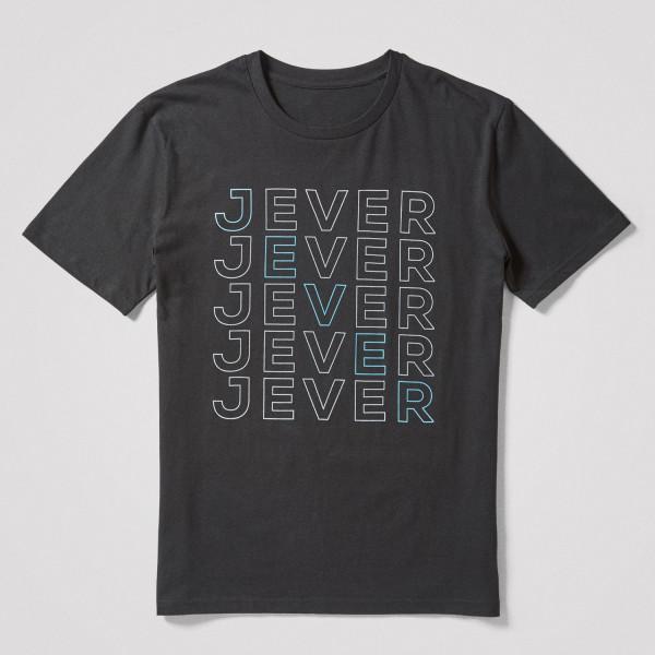 Herren Shirt JEVER, schwarz