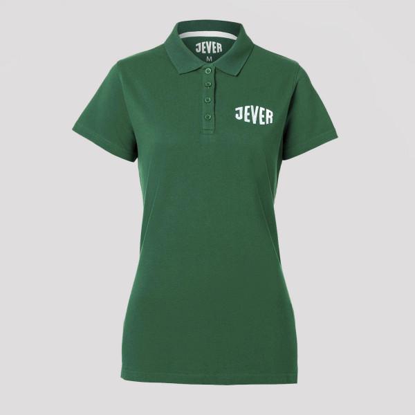 Jever Damen-Polo-Shirt, grün