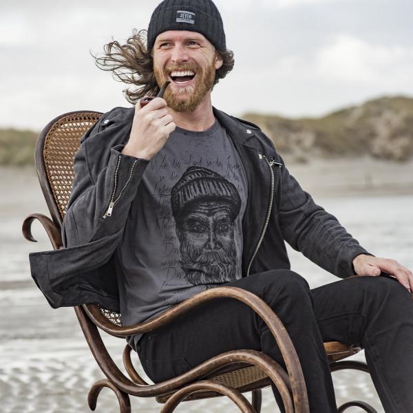 Herren Shirt Seemann